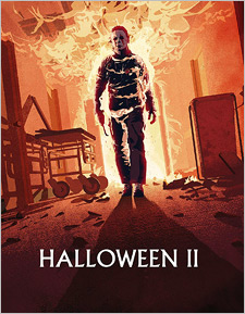 Halloween II (Steelbook Blu-ray Disc)
