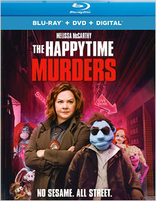 The Happytime Murders (Blu-ray Disc)