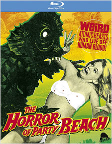 The Horror of Party Beach (Blu-ray Disc)