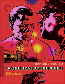 In the Heat of the Night (Criterion - Blu-ray Disc)