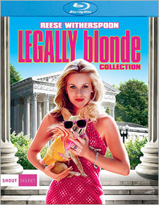 Legally Blonde Collection (Blu-ray Disc)