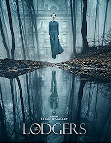 The Lodgers (Blu-ray Disc)