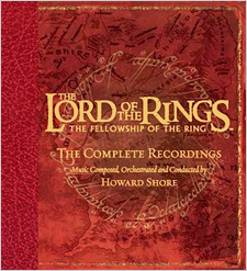 The Lord of the Rings: The Fellowship of the Ring - Complete Recordings (CD/BDA)