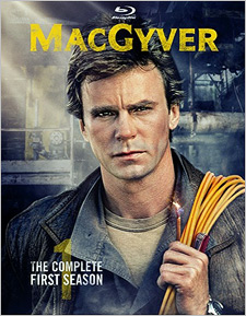 MacGuyver: Season 1 (Blu-ray Disc)