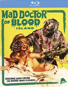 Mad Doctor of Blood Island (Blu-ray Disc)