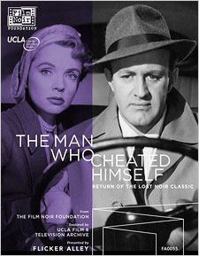 The Man Who Cheated Himself (Blu-ray Disc)