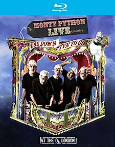 Monty Python Live (Mostly): One Down, Five to Go (Blu-ray Disc)
