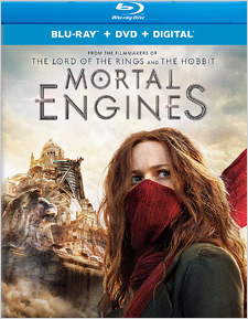 Mortal Engines (Blu-ray Disc)