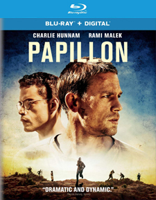 Papillon (2017) (Blu-ray Disc)