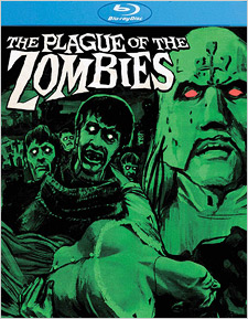The Plaque of the Zombies (Blu-ray Disc)