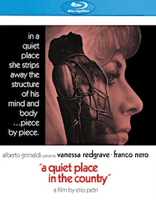 A Quiet Place in the Country (Blu-ray Disc)
