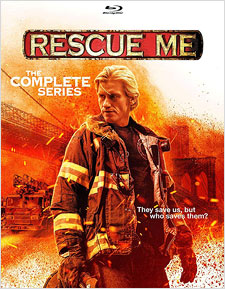 Rescue Me: The Complete Series (Blu-ray Disc)