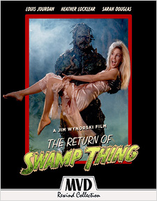 The Return of the Swamp Thing (Blu-ray Disc)