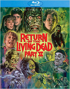 Return of the Living Dead Part II: Collector's Edition (Blu-ray Disc)