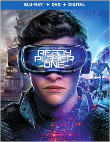 Ready Player One (Blu-ray Disc)