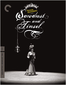 Sawdust & Tinsel (Criterion Blu-ray Disc)