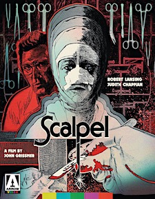 Scalpel (Blu-ray Disc)