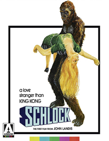 Schlock (Blu-ray Disc)
