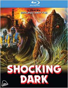 Shocking Dark (Blu-ray Disc)