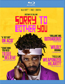 Sorry to Bother You (Blu-ray Disc)