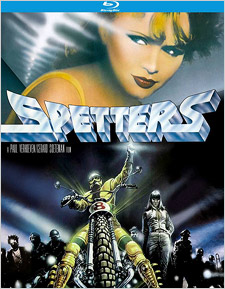Spetters (Blu-ray Disc)