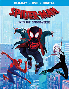 Spider-Man: Into the Spider-Verse (Blu-ray Disc)