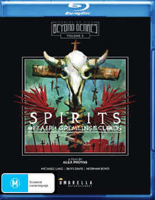 Spirits of the Air, Gremlins of the Clouds (Blu-ray Disc)