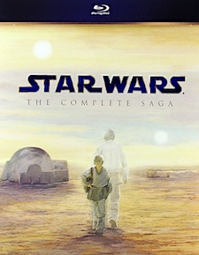 Star Wars: The Complete Saga (Blu-ray Disc)
