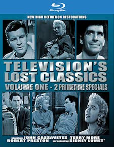 Television's Lost Classics: Volume One (Blu-ray Disc)