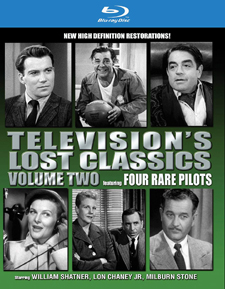 Television's Lost Classics: Volume 2 (Blu-ray Disc)