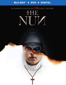 The Nun (Blu-ray Disc)