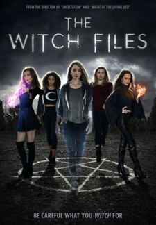 The Witch Files (DVD Disc)