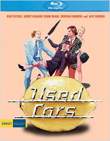 Used Cars (Blu-ray Disc)