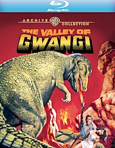 The Valley of the Gwangi (Blu-ray Disc)