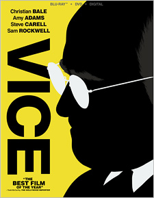 Vice (Blu-ray Disc)