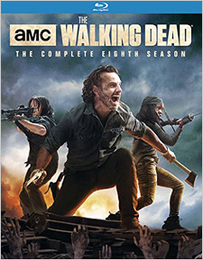 The Walking Dead: Season 8 (Blu-ray Disc)