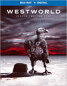 Westworld - Season Two: The Door (Blu-ray Disc)