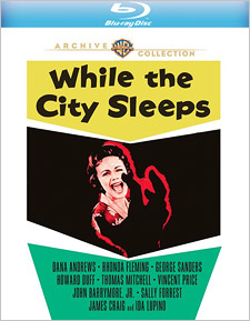 While the City Sleeps (Blu-ray Disc)