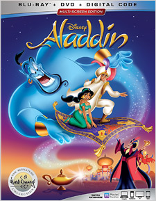 Aladdin (1992) (Blu-ray Disc)