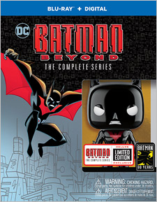 Batman Beyond: The Complete Series (Blu-ray Disc)