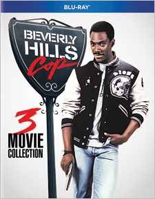 Beverly Hills Cop: 3-Movie Collection (Blu-ray Disc)