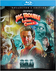 Big Trouble in Little China: Collector's Edition (Blu-ray Disc)