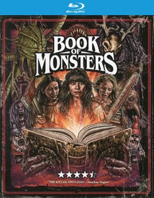 Book of Monsters (Blu-ray Disc)