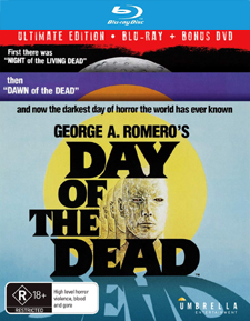 Day of the Dead (Blu-ray Disc)