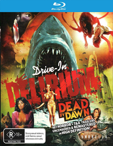 Drive-In Delirium Dead By Dawn (Blu-ray Disc)