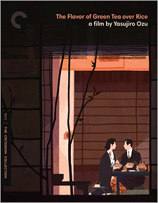 The Flavor of Green Tea Over Rice (Blu-ray Disc)