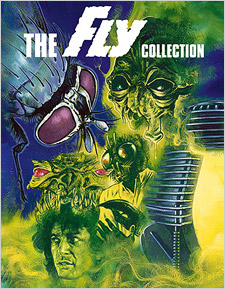 The Fly Collection (Blu-ray Disc)