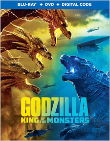 TONS of new Blu-ray & 4K announcements: Godzilla: KotM, The