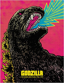 Godzilla: The Shōwa Era-Films, 1954-1975 (Blu-ray Disc)