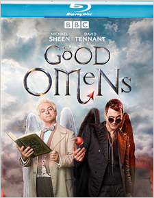 Good Omens: Season 1 (Blu-ray Disc)